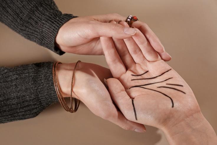 signes de vos mains